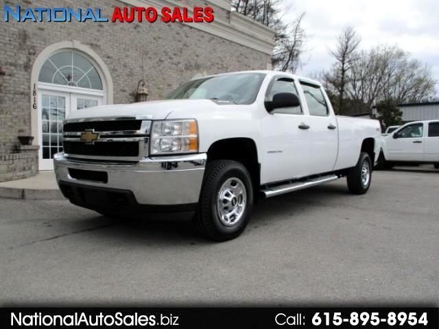 2011 Chevrolet Silverado 2500HD LS Crew Cab Long Bed 4WD
