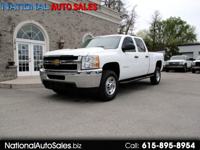2012 Chevrolet Silverado 2500HD LS Crew Cab Short Bed 2WD