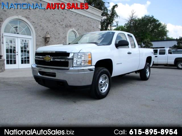 2012 Chevrolet Silverado 2500HD LS Ext. Cab Short Bed 4WD