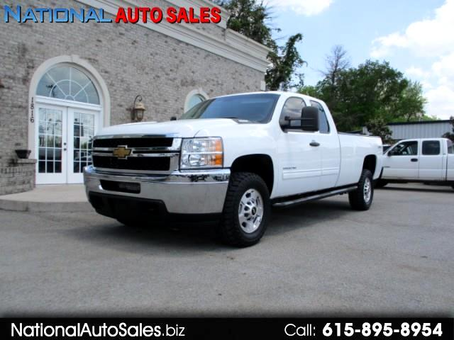 2013 Chevrolet Silverado 2500HD 4WD Ext Cab Long Bed LT Duramax