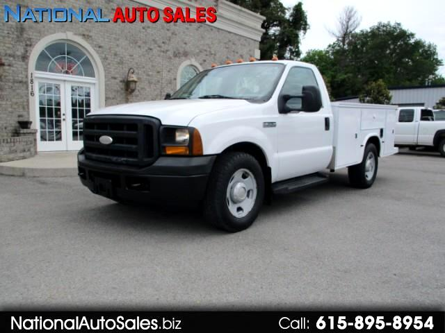 2006 Ford F-350 SD XL 2WD UTILITY