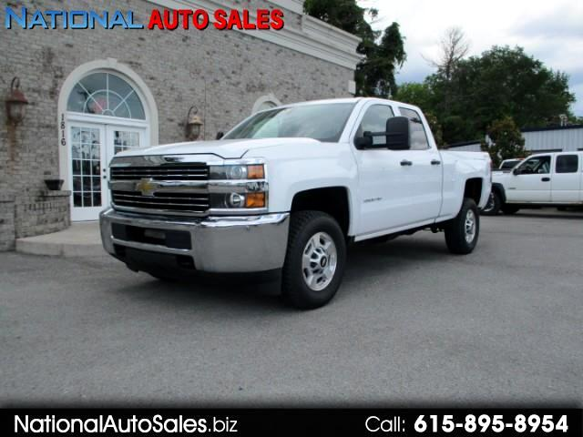 2015 Chevrolet Silverado 2500HD LS Double Cab 4WD Short Bed