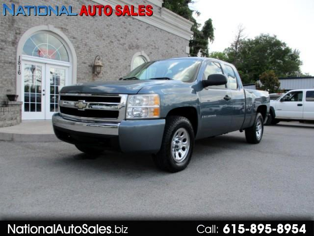 2007 Chevrolet Silverado 1500 LS Ext. Cab Short Box 4WD