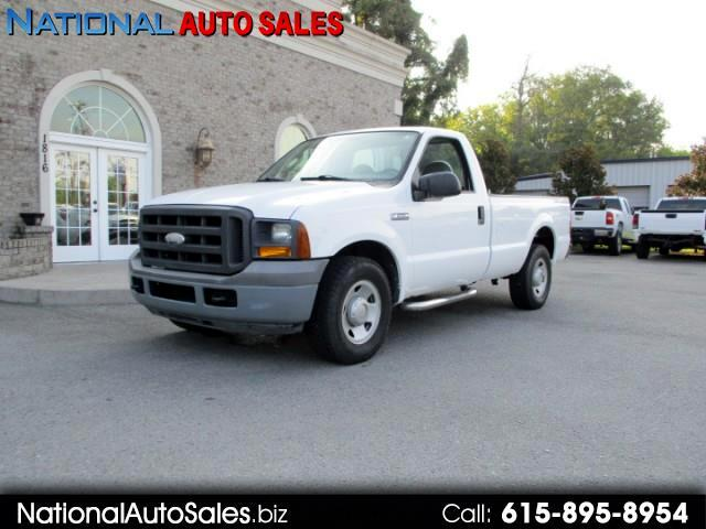 2005 Ford F-250 SD XL Reg Cab Long Bed XL 2WD