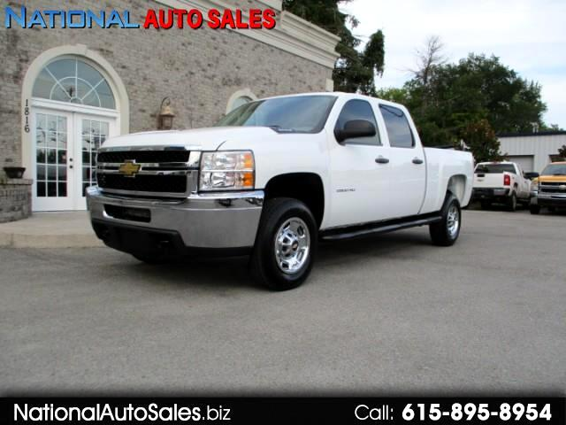 2011 Chevrolet Silverado 2500HD LS Crew Cab 2WD Short Bed