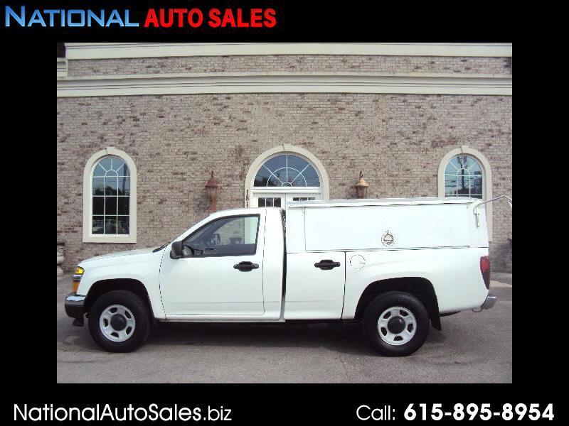 2010 Chevrolet Colorado Work Truck 2WD