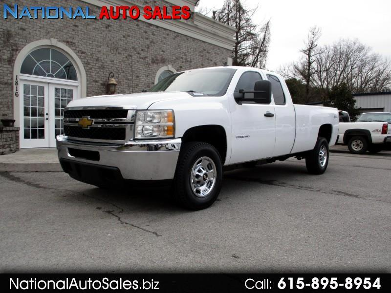 2012 Chevrolet Silverado 2500HD LS Ext. Cab Long Bed 4WD