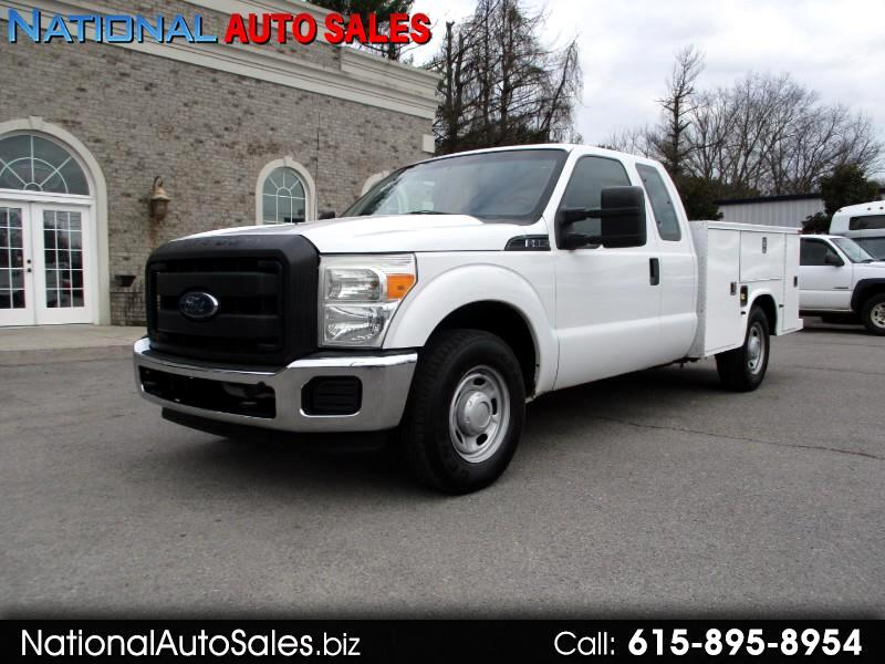 2013 Ford F-350 SD XL SuperCab 2WD Utility