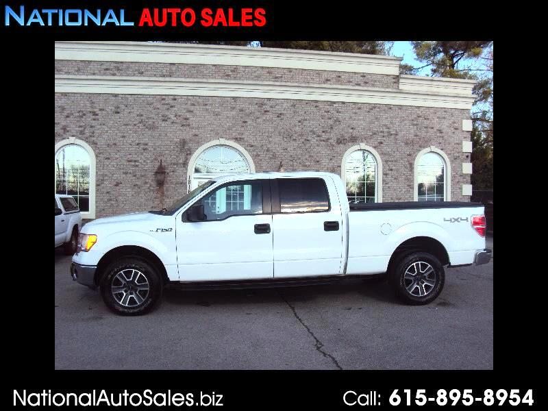 2014 Ford F-150 XL SuperCrew 6.5-ft. Bed 4WD