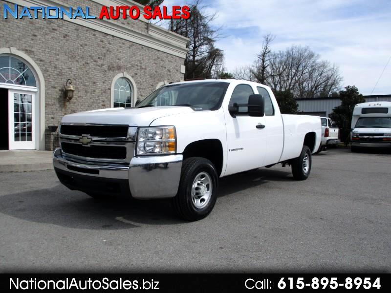 2007 Chevrolet Silverado 2500HD Work Truck Ext. Cab Long Box 2WD