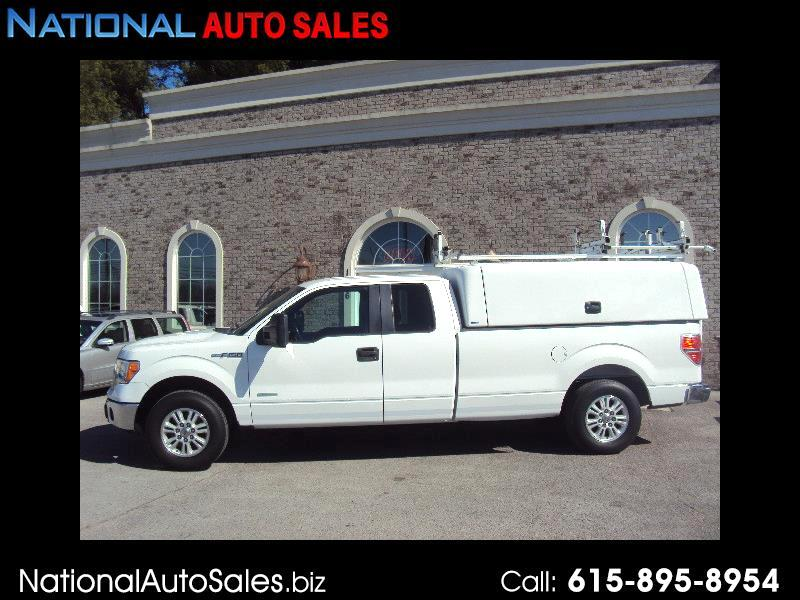 "2014 Ford F-150 2WD SuperCab 163"" XL w/HD Payload Pkg"