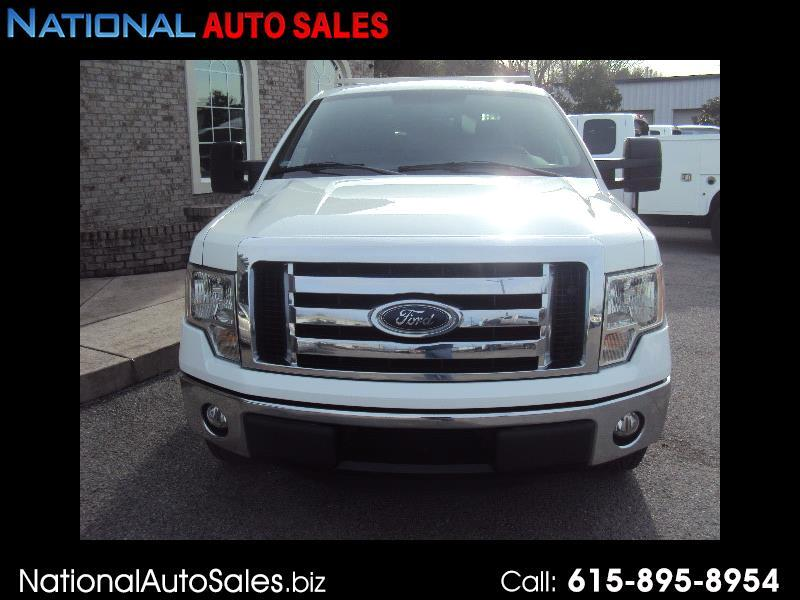 2012 Ford F-150 XLT SuperCab Long Box 2WD