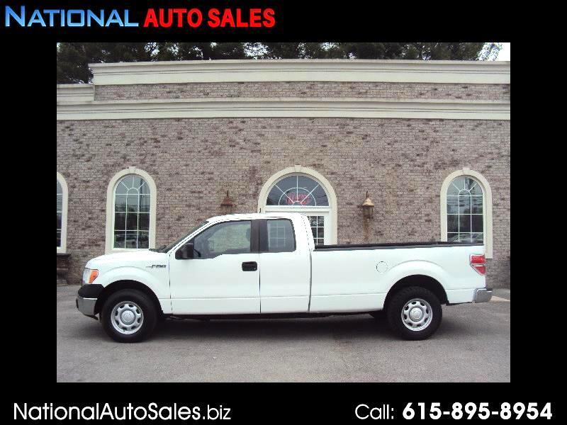 2014 Ford F-150 XL SuperCab 8-ft. Bed 2WD