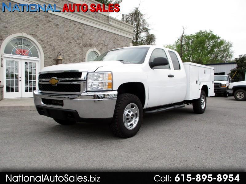 2013 Chevrolet Silverado 2500HD Work Truck Ext Cab 2WD Utility