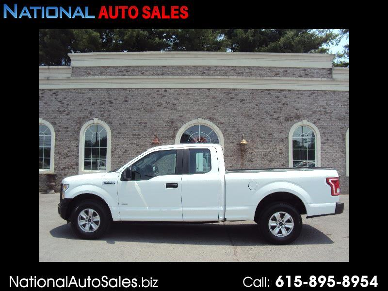 2015 Ford F-150 XL SuperCab 6.5-ft. Bed 2WD