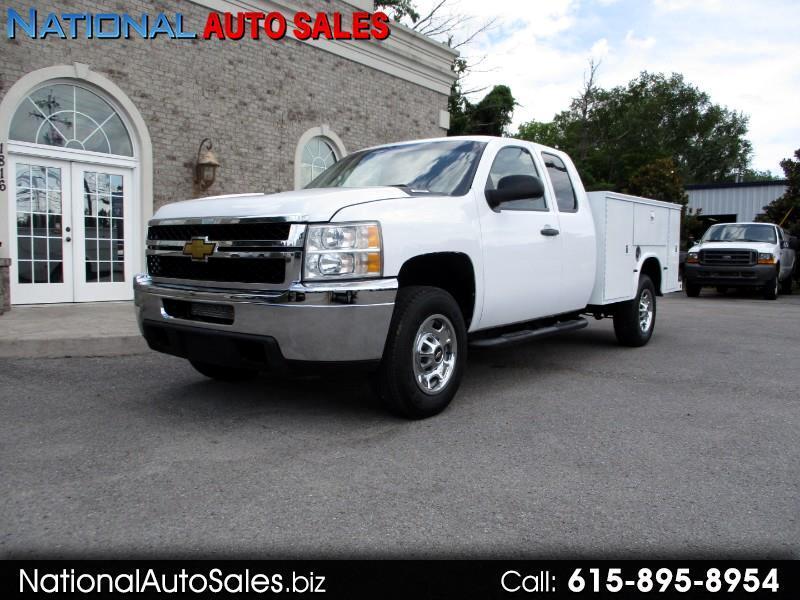 2012 Chevrolet Silverado 2500HD LS Ext. Cab 2WD Utility