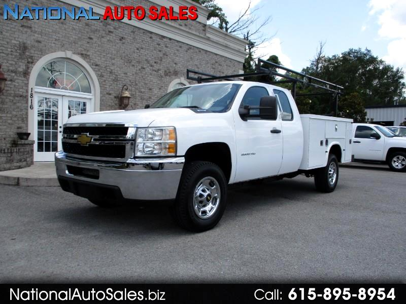 2012 Chevrolet Silverado 3500HD LS Ext.Cab Long Box 4WD Utility