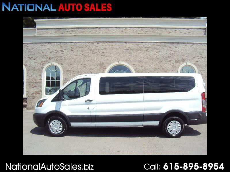 "2016 Ford Transit Passenger Wagon T-350 148"" Low Roof XL Swing-Out RH Dr"