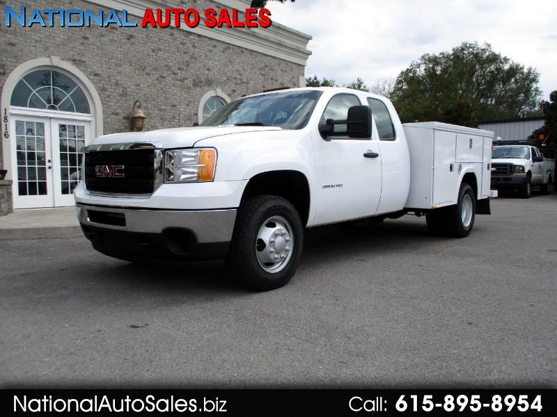 GMC Sierra 3500HD  2013