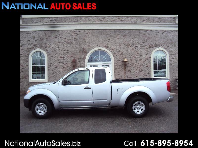 Nissan Frontier S King Cab I4 5AT 2WD 2015