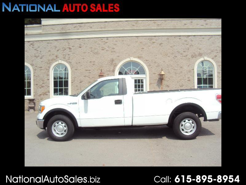 Ford F-150 XL 8-ft. Bed 2WD 2012