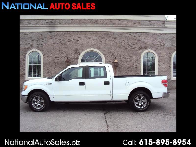 Ford F-150 XL SuperCrew 6.5-ft. Bed 2WD 2012