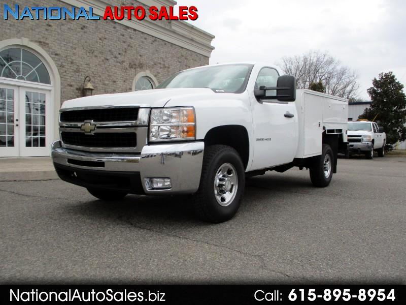 Chevrolet Silverado 3500HD LT1 Long Box SRW 4WD 2007