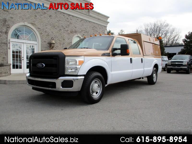 Ford F-350 SD XL Crew Cab Long Bed 2WD 2014