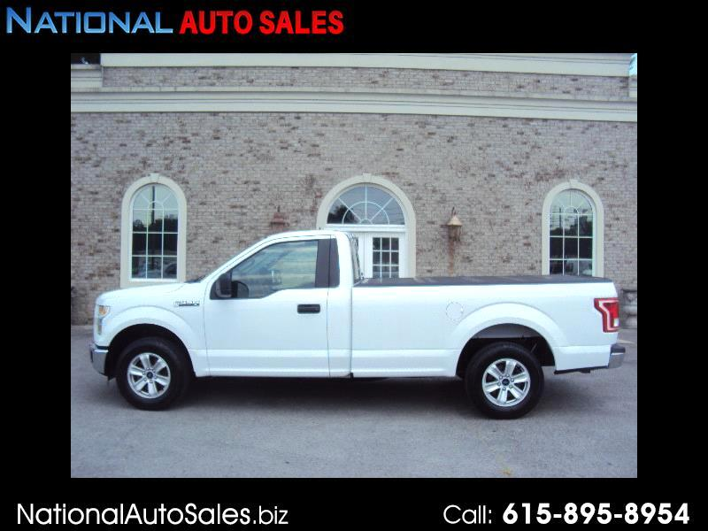 Ford F-150 XL 6.5-ft. Bed 2WD 2015