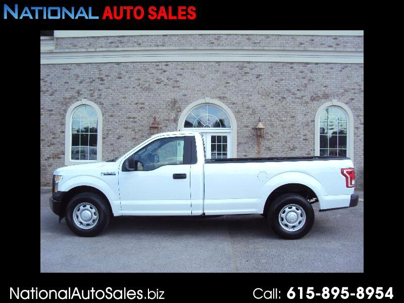 Ford F-150 XL 8-ft. Bed 2WD 2017