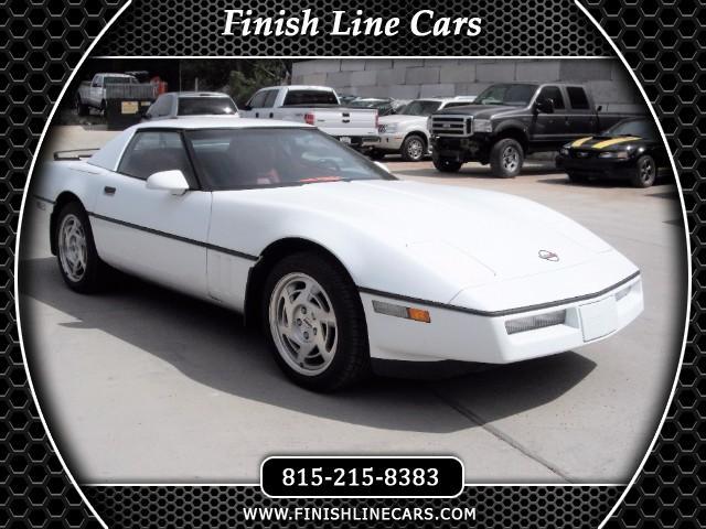 1990 Chevrolet Corvette Convertible