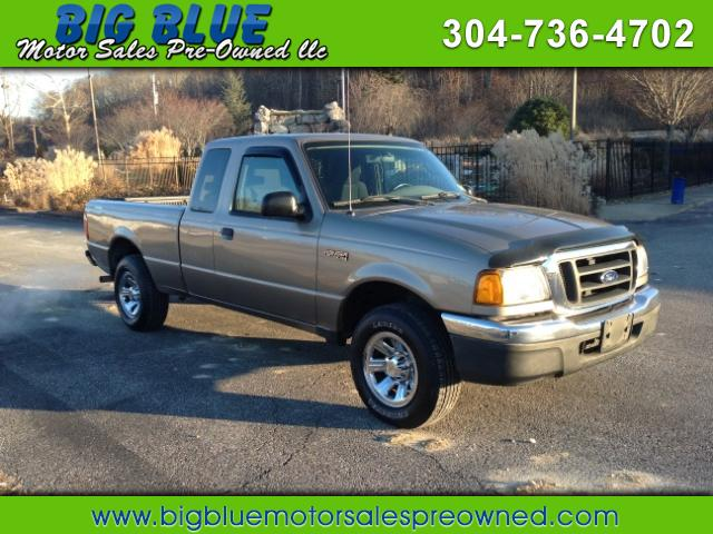 2004 Ford Ranger XLT SuperCab 3.0L AT 2WD