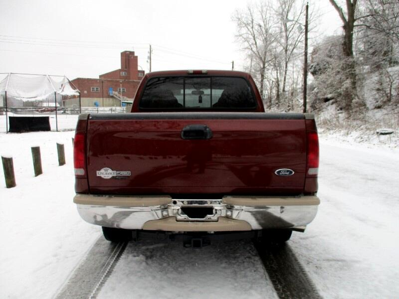 2005 Ford F-250 SD Lariat Crew Cab Long Bed 4WD