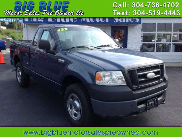 2006 Ford F-150 XL 4WD