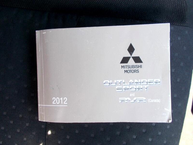 2012 Mitsubishi Outlander Sport SE 4WD