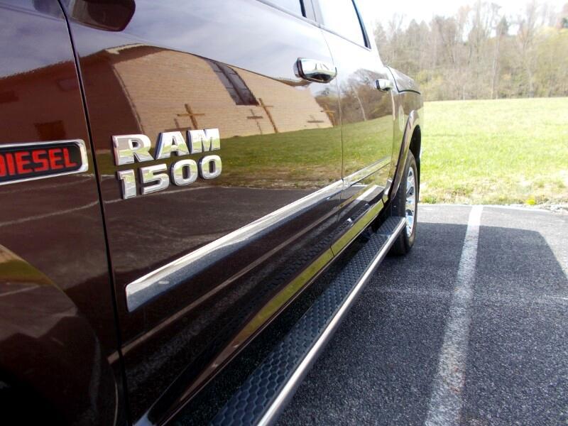 2015 RAM 1500 Laramie Crew Cab SWB 4WD