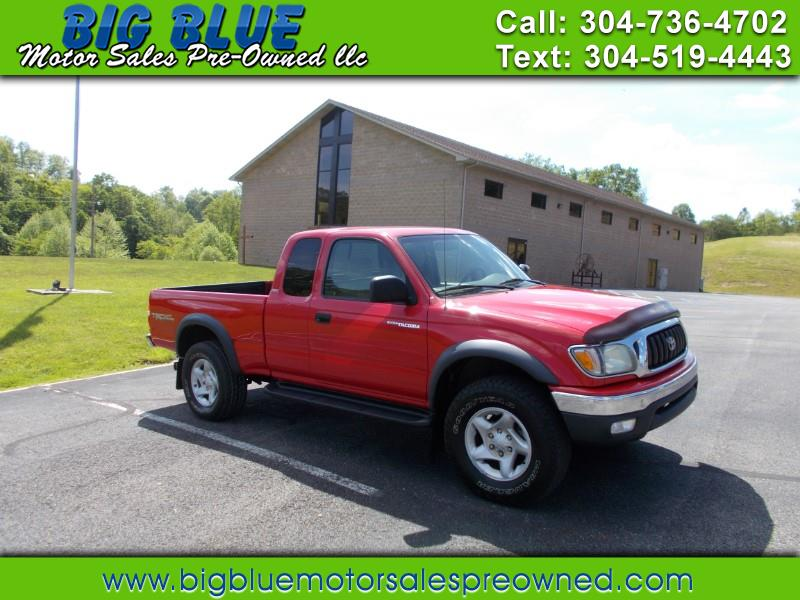 2004 Toyota Tacoma SR5 Access Cab 6' Bed V6 4x4 AT (Natl)