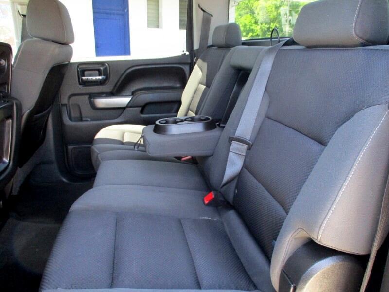 2014 Chevrolet Silverado 1500 2LT Crew Cab Long Box 4WD