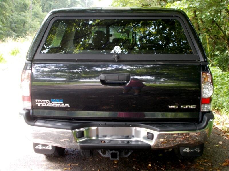 2009 Toyota Tacoma Double Cab V6 4WD