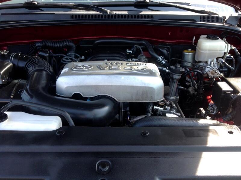 2007 Toyota 4Runner Sport Edition 2WD V8