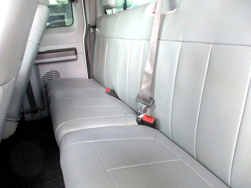 2012 Ford F-250 SD XLT SuperCab Long Bed 4WD