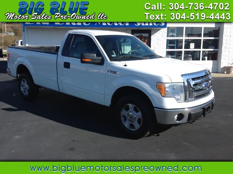 Ford F-150 XLT 8-ft. Bed 4WD 2010