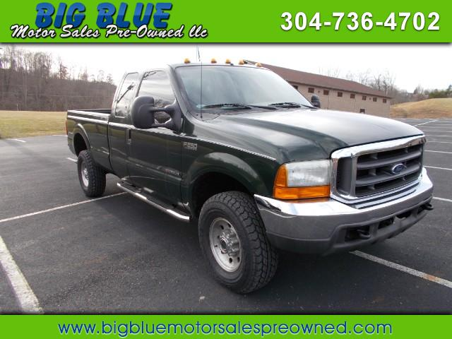 1999 Ford F-250 SD XL SuperCab Long Bed 4WD