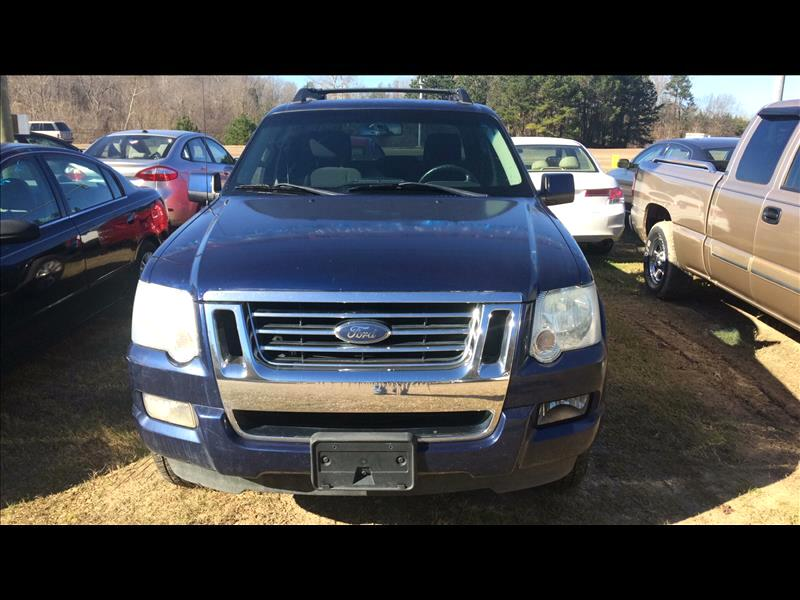Ford Explorer Sport Trac Limited 4.6L 4WD 2007
