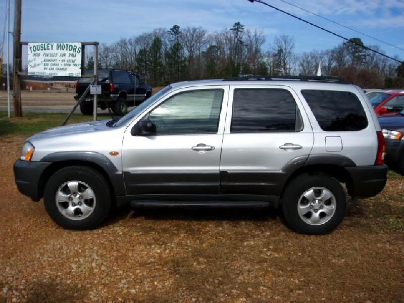 2004 Mazda Tribute ES 4WD