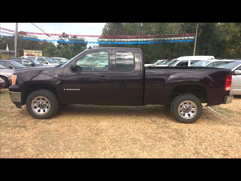 2008 GMC Sierra 1500 SLE1 Ext. Cab Long Box 2WD