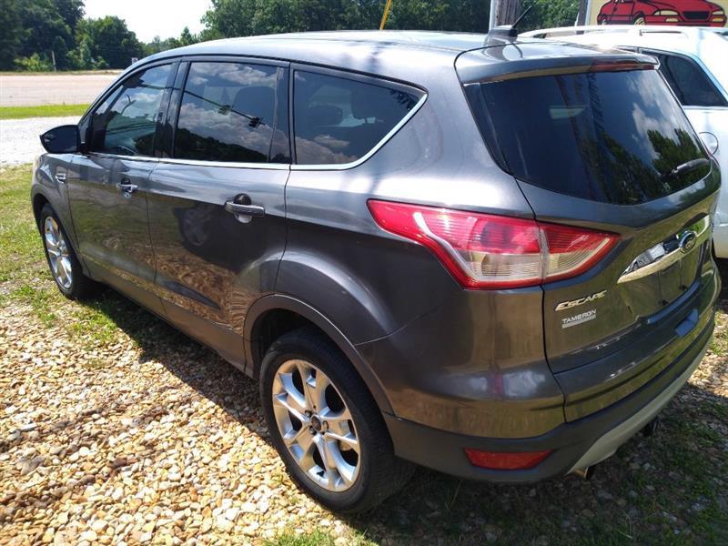 Ford Escape SEL 4WD 2013