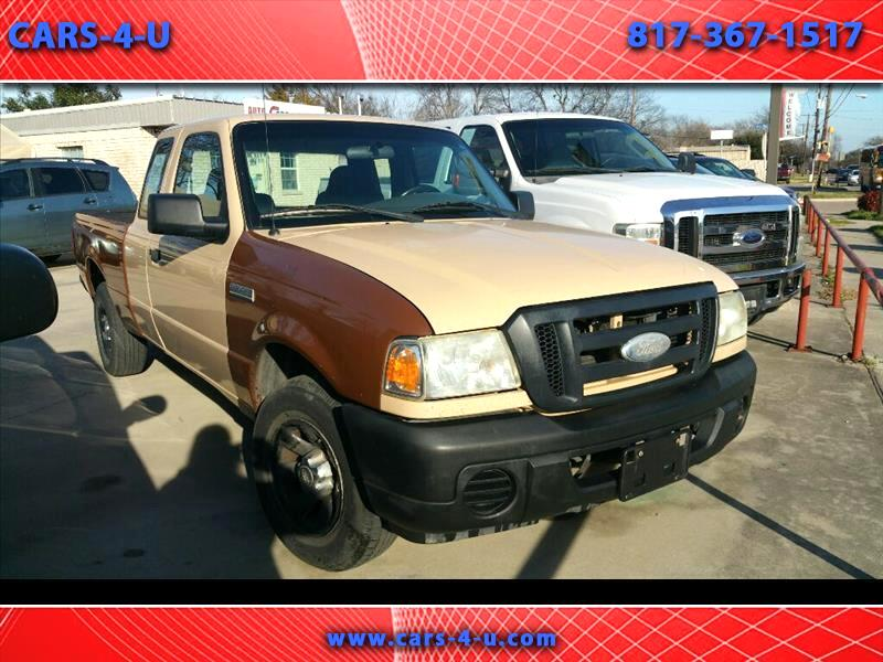 2008 Ford Ranger XL SuperCab 2WD