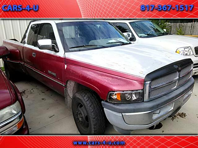 Dodge Ram 3500 ST Club Cab 8-ft. Bed 2WD 1995