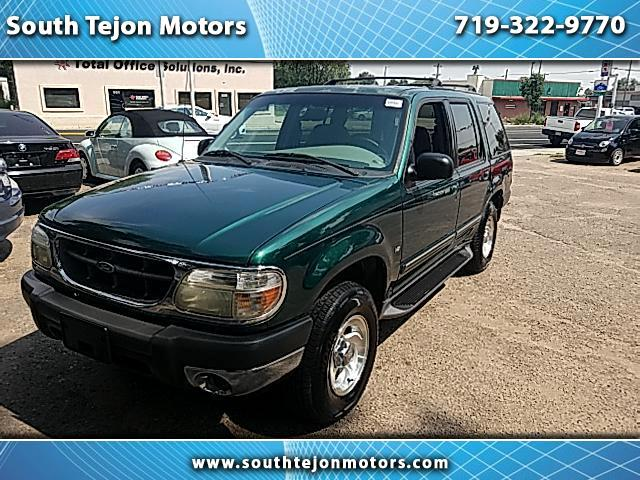 2001 Ford Explorer XLT 4-Door 2WD